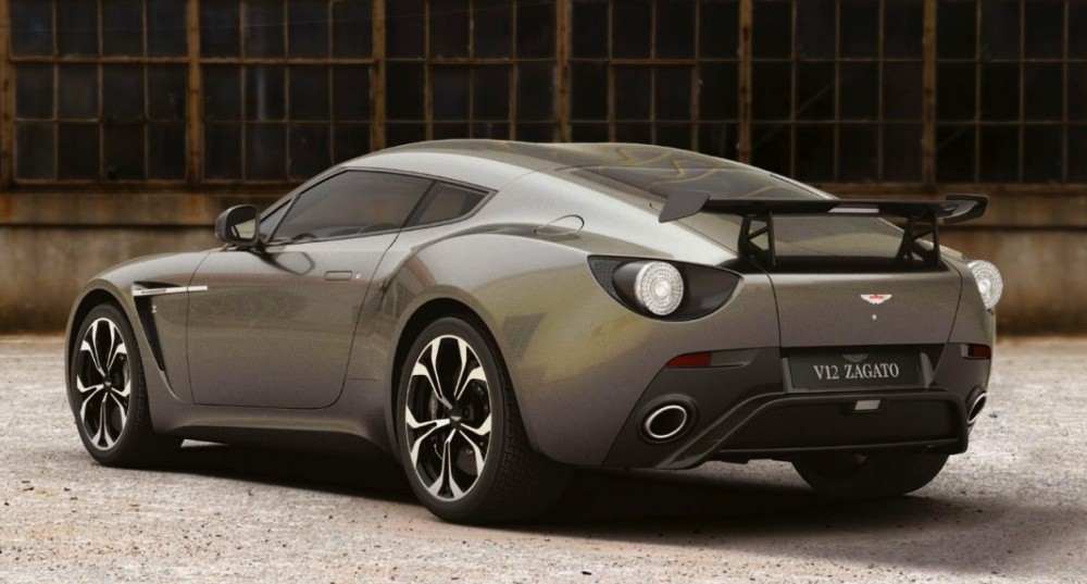 aston martin v12 zagato en version production blog automobile. Black Bedroom Furniture Sets. Home Design Ideas