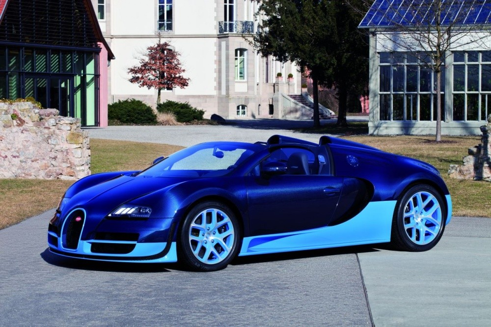 bugatti veyron grand sport vitesse a plus de 400 cheveux au vent blog. Black Bedroom Furniture Sets. Home Design Ideas