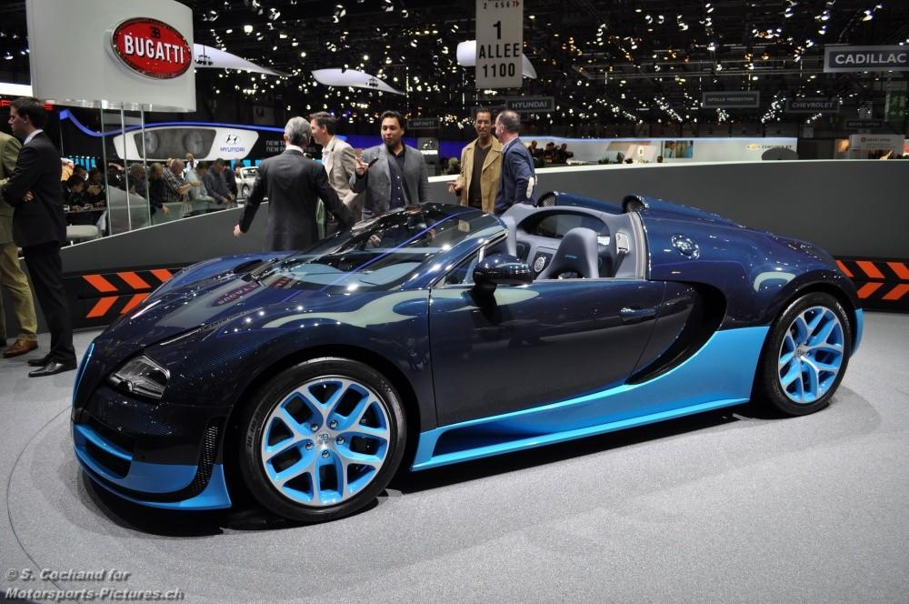 bugatti veyron grand sport vitesse a plus de 400. Black Bedroom Furniture Sets. Home Design Ideas