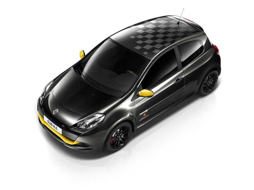 renault clio rs red bull racing rb7 de la f1 la s rie. Black Bedroom Furniture Sets. Home Design Ideas