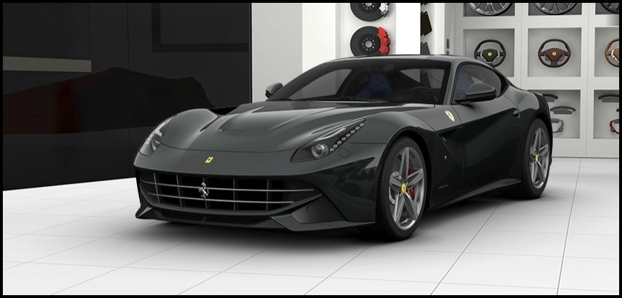 ferrari f12 berlinetta elle est d j configurable 4 vid os blog automobile. Black Bedroom Furniture Sets. Home Design Ideas