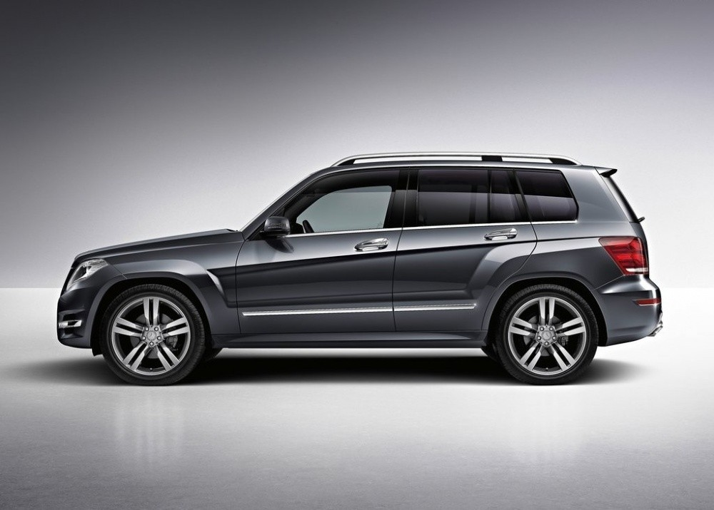 Mercedes benz glk 2012 gros lifting pour le kub for Mercedes benz glk 2012