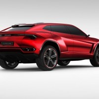 lamborghini urus concept en vid o blog automobile. Black Bedroom Furniture Sets. Home Design Ideas