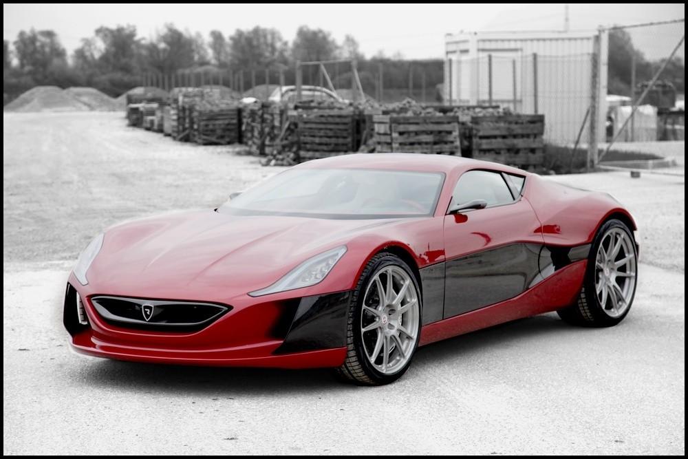 rimac automobili concept one ch re lectricit blog automobile. Black Bedroom Furniture Sets. Home Design Ideas