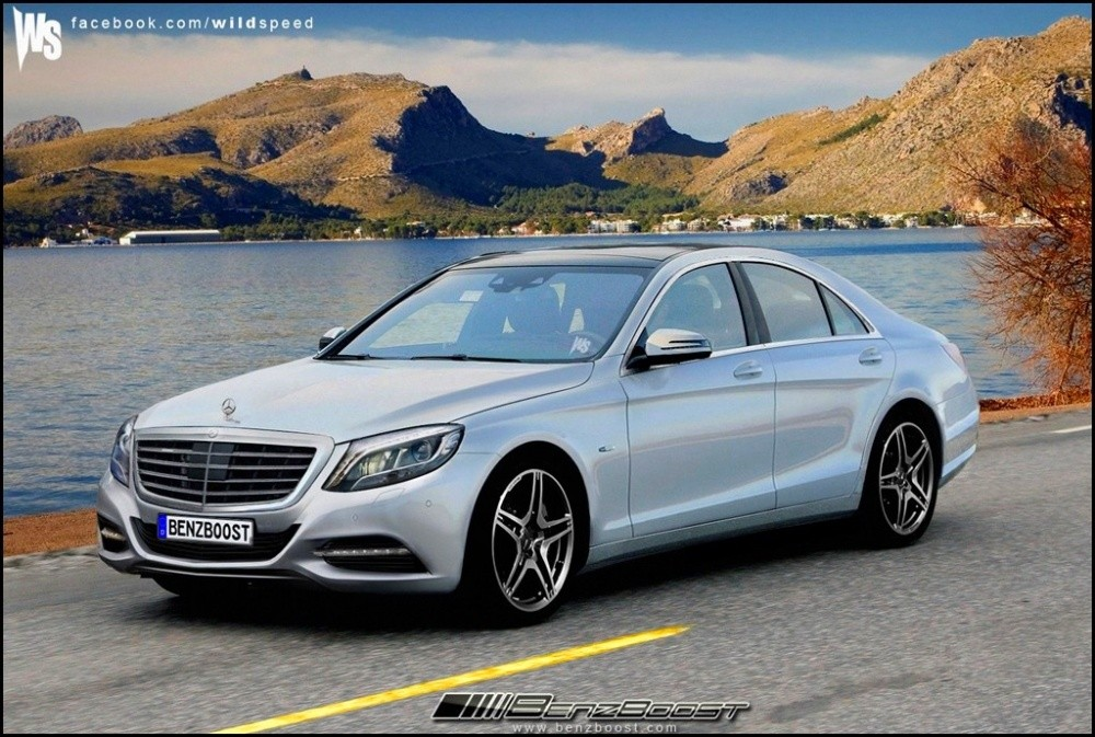 Mercedes benz classe s 2013 by wildspeed tr s plausible for 2013 mercedes benz s class coupe