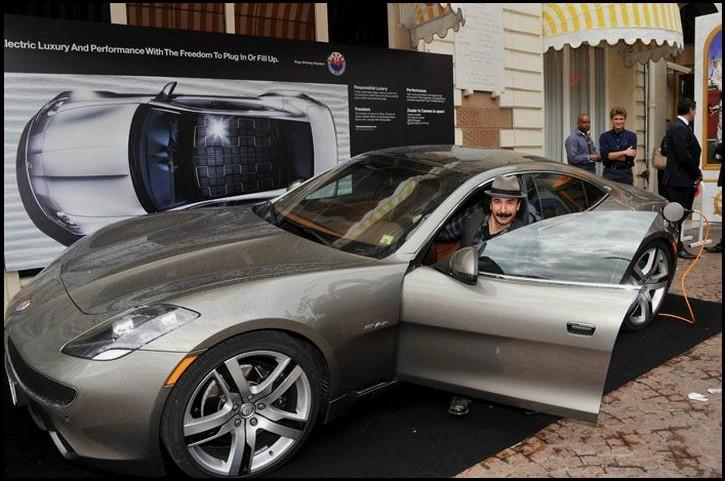 michael youn roule pour fisker blog automobile. Black Bedroom Furniture Sets. Home Design Ideas