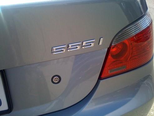 BMW 555i