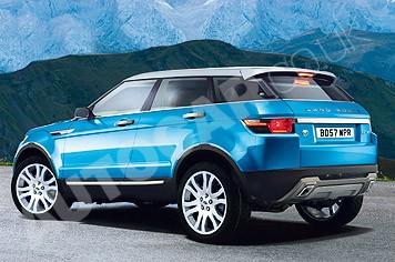 Land Rover sortira le LRX en 5 portes !