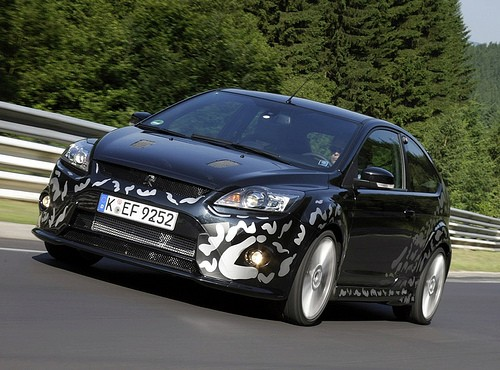 Ford Focus RS 2009 - 1