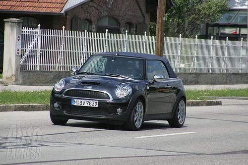 Mini Cooper S Décapotable 2009