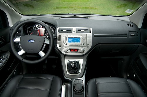 Essai ford kuga blog automobile for Interieur ford kuga