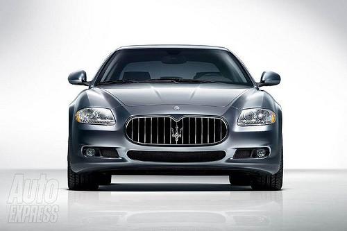 Maserati Quattroporte - 2008