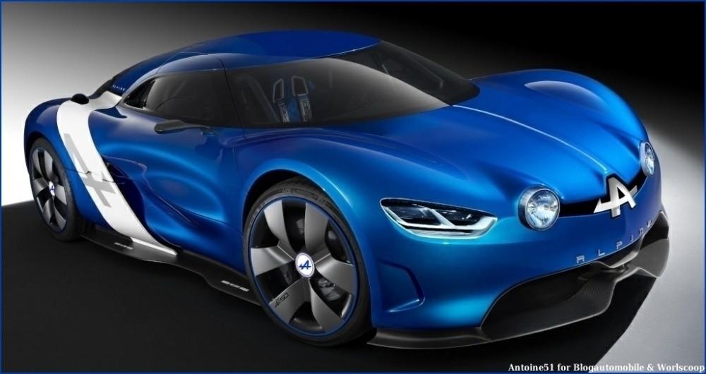 de renault alpine a110 50 concept alpine renault a110 re 2 0 l turbo blog automobile. Black Bedroom Furniture Sets. Home Design Ideas