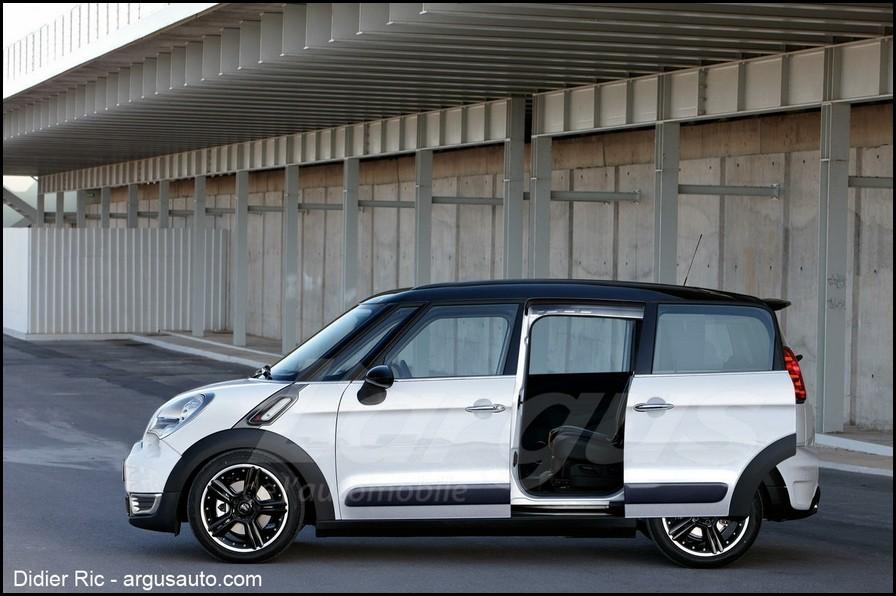 mini traveller la mini space des familles en d veloppement blog automobile. Black Bedroom Furniture Sets. Home Design Ideas
