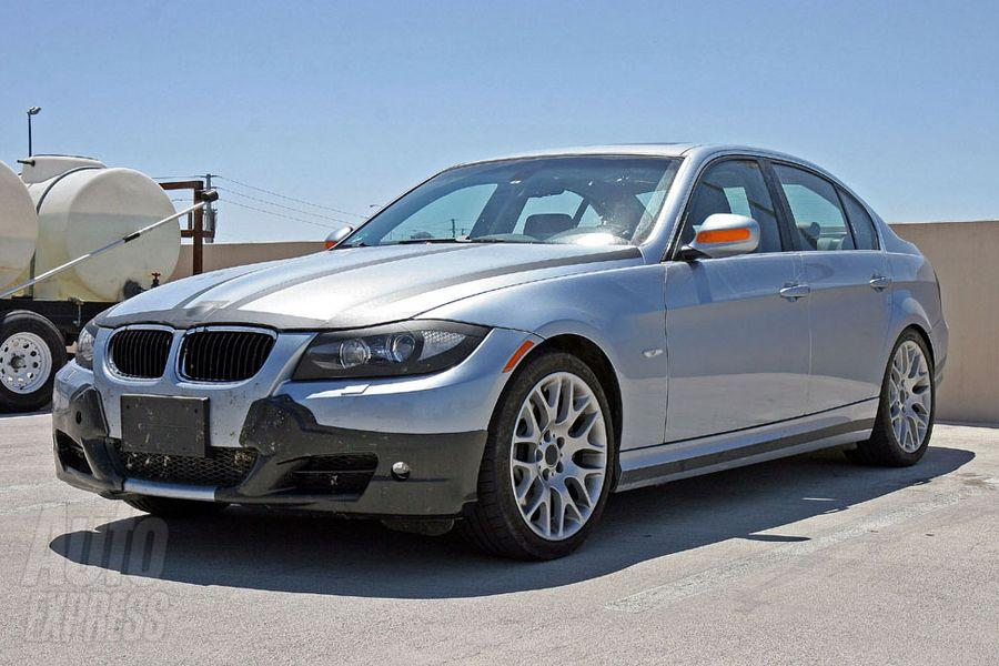 BMW Série 3 Liftée ?