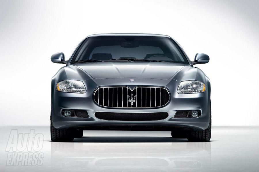 la nouvelle maserati quattroporte blog automobile. Black Bedroom Furniture Sets. Home Design Ideas