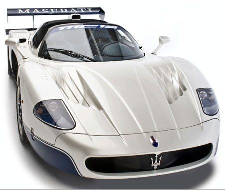 edo se fait sa propre maserati mc12 blog automobile. Black Bedroom Furniture Sets. Home Design Ideas