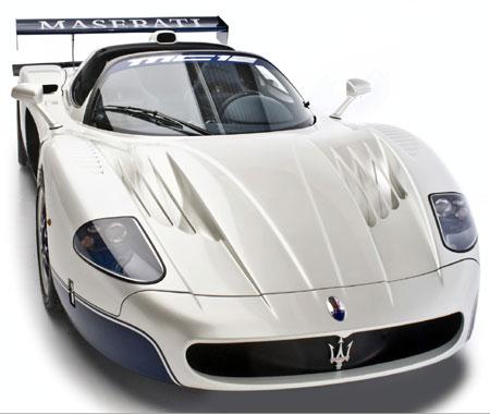 EDO Maserati MC12