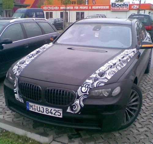 BMW Série 7 F01