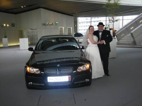 Mariage chez BMW