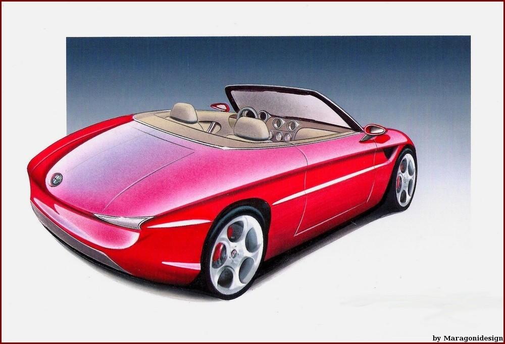 Alfa Romeo Duetto Revival En 2015 Blog Automobile