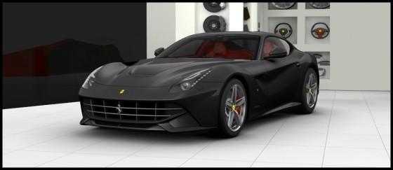 ferrari f12 berlinetta elle est moins ch re que l 39 aventador blog automobile. Black Bedroom Furniture Sets. Home Design Ideas