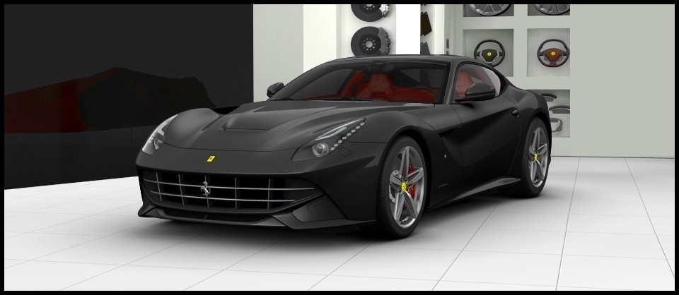 ferrari f12 berlinetta elle est moins ch re que l 39 aventador blog automobile. Black Bedroom Furniture Sets. Home Design Ideas