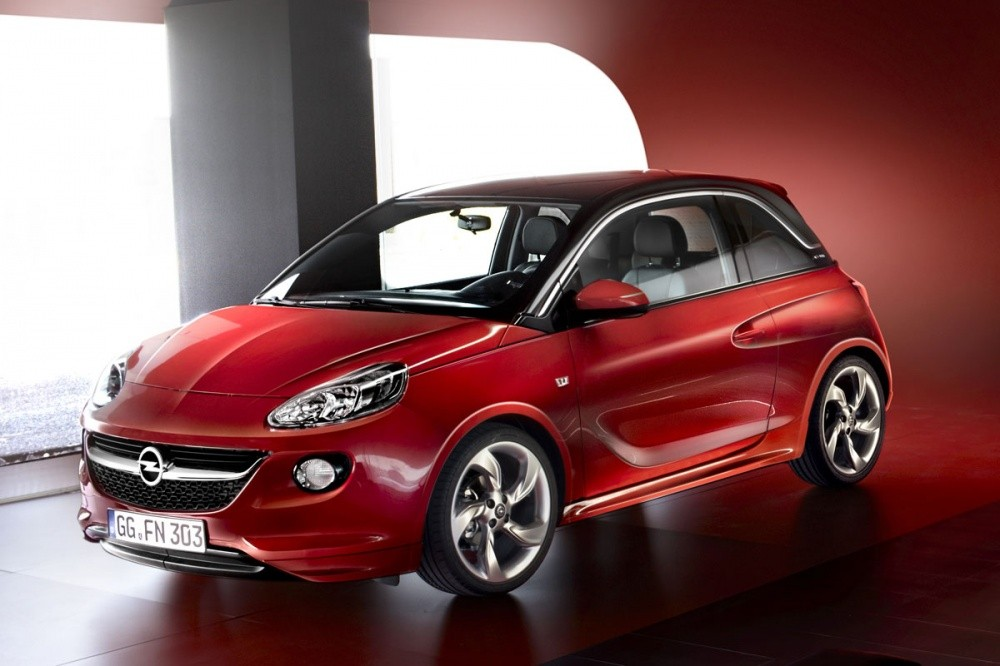 opel adam la nouvelle eve vid o blog automobile. Black Bedroom Furniture Sets. Home Design Ideas
