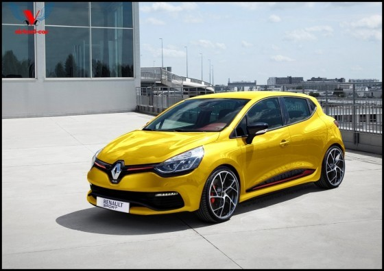 renault clio iv rs et expression blog automobile. Black Bedroom Furniture Sets. Home Design Ideas