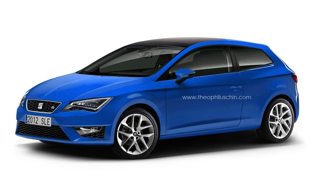Seat Leon SC FR by T