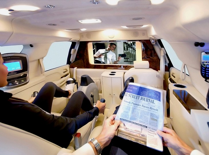 Cadillac escalade esv by beckerautomotivedesign luxe for Escalade interieur