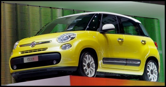 fiat 500l minispace l 39 italienne vid os blog automobile. Black Bedroom Furniture Sets. Home Design Ideas