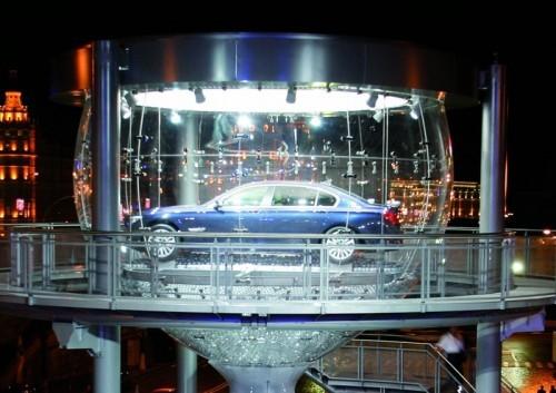 BMW Série 7 à Moscou