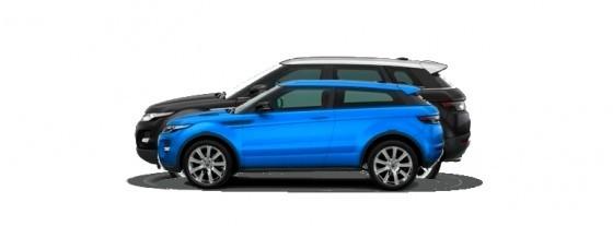 land rover feu vert pour un baby evoque blog automobile. Black Bedroom Furniture Sets. Home Design Ideas