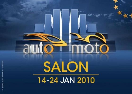 Salon Auto Moto de Bruxelles 2010