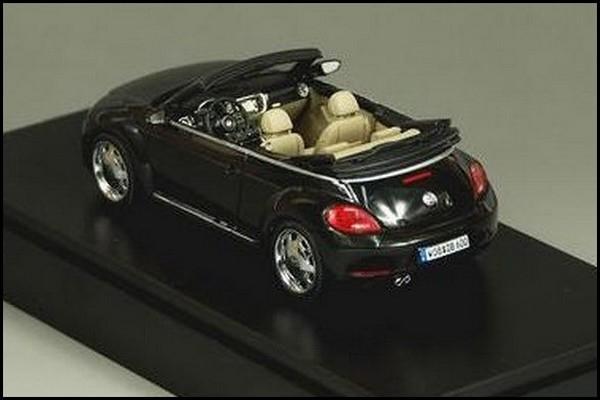 coccinelle cabriolet miniature