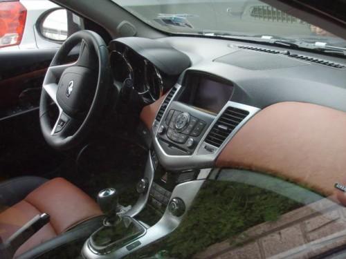 Intérieur Chevrolet Cruze
