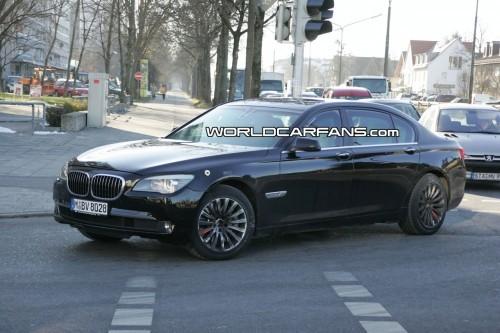 BMW Série 7 Security