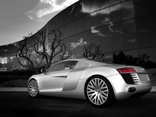 Audi R8 Project Kahn