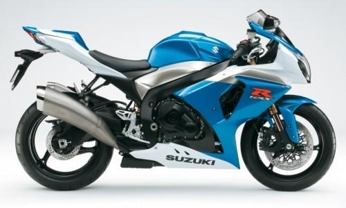 Suzuki GSX-R1000 2009