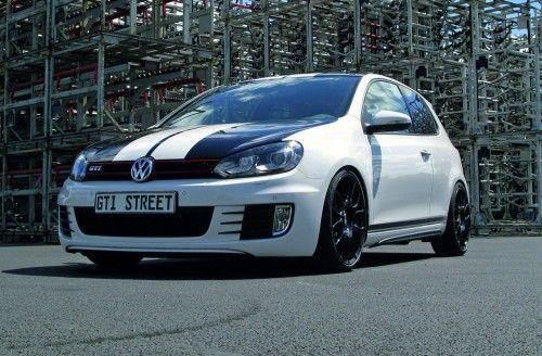 Volkswagen GTI Street