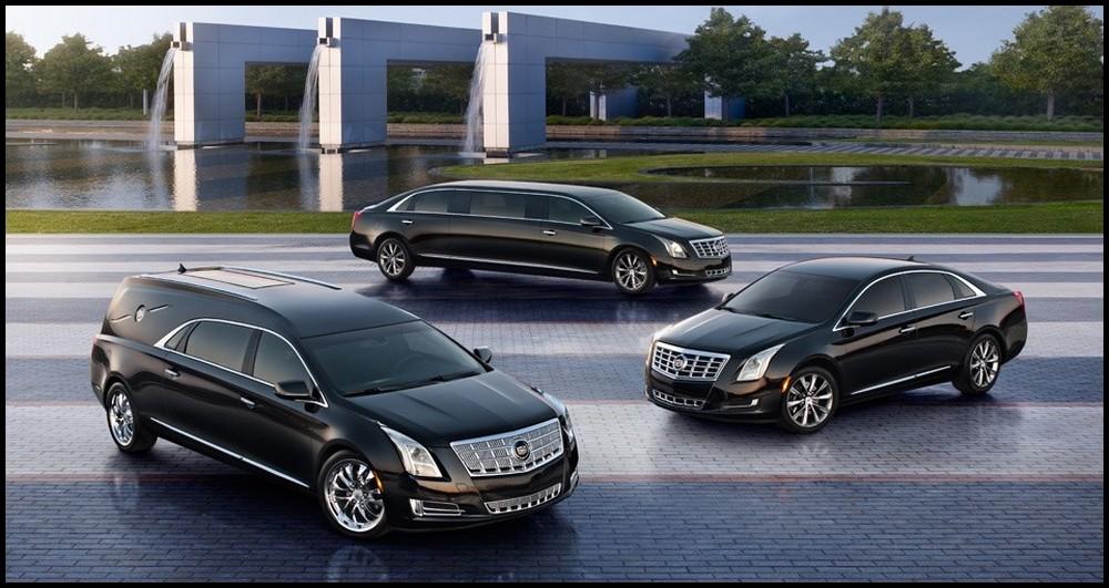 2013 cadillac xts limo livery hearse