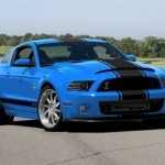 Photo 2013SS grabberblue blk 150x150 Shelby GT500 Super Snake 2013 : Le démon shabille en Shelby
