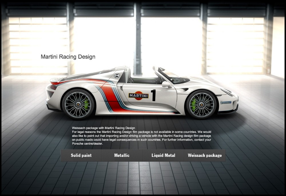 porsche 918 spyder el ments officiels blog automobile. Black Bedroom Furniture Sets. Home Design Ideas