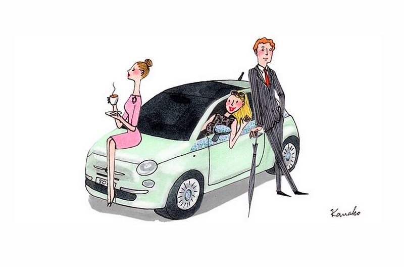 Fiat 500 Liberty com
