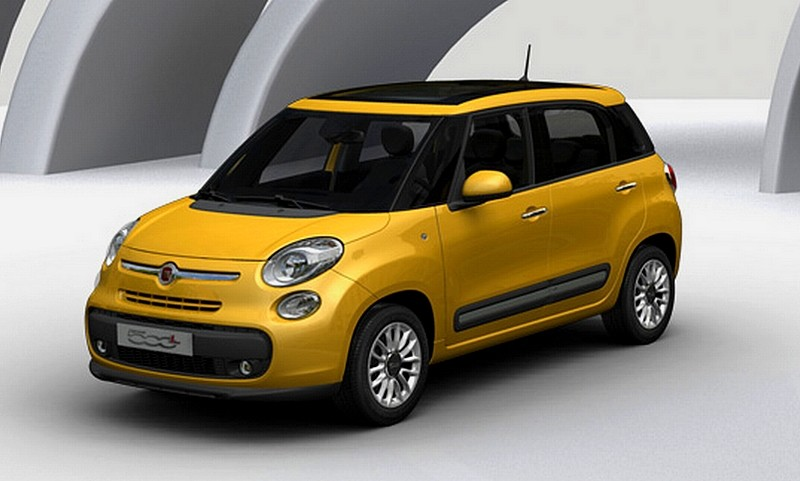 fiat 500l premi re communication vid o blog automobile. Black Bedroom Furniture Sets. Home Design Ideas
