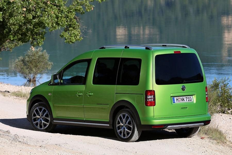 volkswagen cross caddy 2013 pour se mettre au vert blog automobile. Black Bedroom Furniture Sets. Home Design Ideas