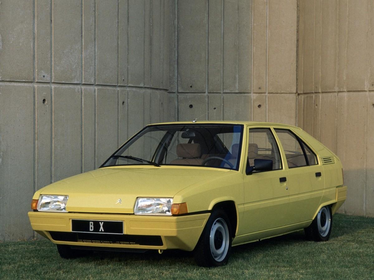 citro n bx la meilleure voiture du monde blog automobile. Black Bedroom Furniture Sets. Home Design Ideas