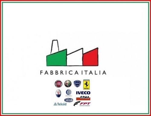 logo Fiat - Fabbrica Italia
