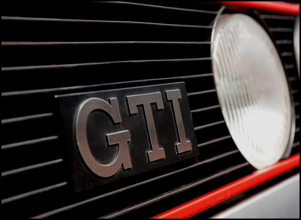 logo Golf GTI Mk1